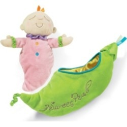 Manhattan Toy Snuggle Pods Sweet Pea Baby Doll