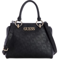 Guess Heritage Pop Girlfriend Satchel found on MODAPINS from Macy's for USD $94.40