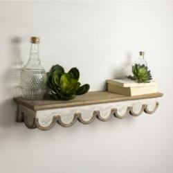 "Vip Home International Multi 28"" Wood Shelf"