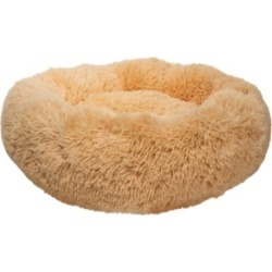Franklin Pet Supply Co Luxury Soft Puff Pet Bed