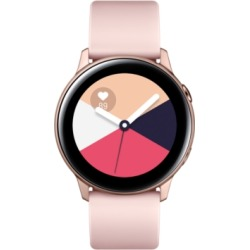 Samsung Galaxy Active Rose Gold Watch, 40mm found on Bargain Bro India from Macy's for $199.99