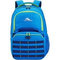 High Sierra Men's Joel Printed Lunchbox Backpack