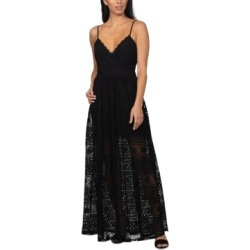 bebe Lace Maxi Dress found on MODAPINS from Macy's for USD $159.00