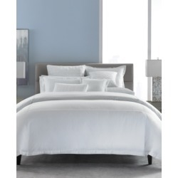 Hotel Collection Embroidered Frame Twin Comforter, Created for Macy's Bedding