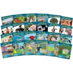 Junior Learning Phonemic Awareness Readers Fiction Learning Set