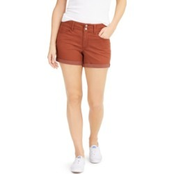 Rewash Juniors' Cuffed Colored Denim Shorts found on Bargain Bro Philippines from Macy's for $39.00