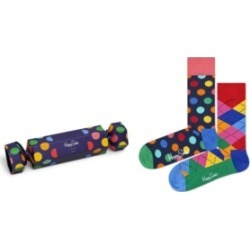 Happy Socks Cracker Big Dot Gift Box found on MODAPINS from Macy's for USD $26.00