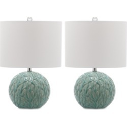Safavieh Set of 2 Robinson Table Lamps found on Bargain Bro from Macy's for USD $174.04