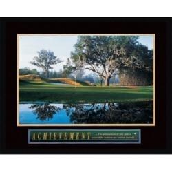 Amanti Art Achievement- Golf Framed Art Print found on Bargain Bro Philippines from Macy's Australia for $182.31