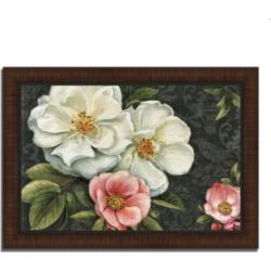 Tangletown Fine Art Floral Damask I by Lisa Audit Framed Painting Print, 42