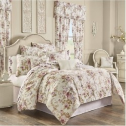 Chambord Lavender California King 4pc. Comforter Set Bedding found on Bargain Bro Philippines from Macy's for $335.00