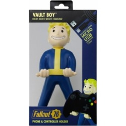"""Exquisite Gaming Cable Guy Controller Phone Holder - Fallout 76 Variant Cable Guy 8"""""""