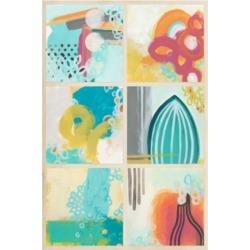 June Erica Vess Gallery Petite Ii Canvas Art - 15