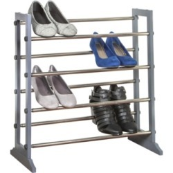 Richards Homewares Free-Standing 4 Tier Shoe Rack
