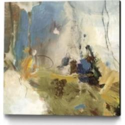"Giant Art 30"" x 30"" Crashing Waves I Museum Mounted Canvas Print"