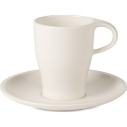 Villeroy & Boch Coffee Passion Collection Coffee Mug & Saucer Set