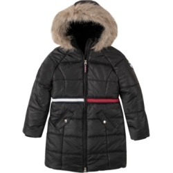 Tommy Hilfiger Big Girls Long Puffer Jacket found on Bargain Bro India from Macy's for $120.00