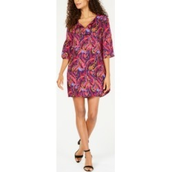 Pappagallo Maggie Printed Bell-Sleeve Dress found on Bargain Bro India from Macys CA for $69.15