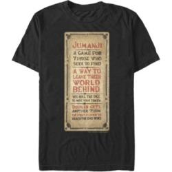 Fifth Sun Men's Game Board Rules Short Sleeve T- shirt