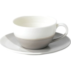 Royal Doulton Coffee Studio Cappuccino Cup & Saucer Set