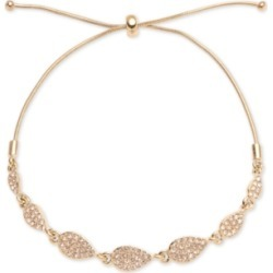 Givenchy Pave Pear-Shape Slider Bracelet found on Bargain Bro India from Macy's for $40.80