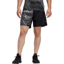 adidas Men's Aeroready Printed Running Shorts
