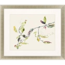 """Paragon Leaf Branch I Framed Wall Art, 37"""" x 43"""""""