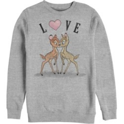 Fifth Sun Men's Bambi Love Long Sleeve T-Shirt found on MODAPINS from Macy's for USD $44.95
