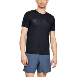 Under Armour Men's Run Warped Short Sleeve found on Bargain Bro India from Macy's for $30.00