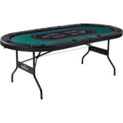 Barrington Texas Holdem 10 Player Poker Table