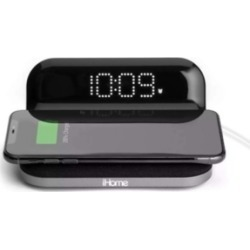 iHome Compact Alarm Clock with Qi Wireless Charging and Usb Charging found on Bargain Bro Philippines from Macys CA for $52.75