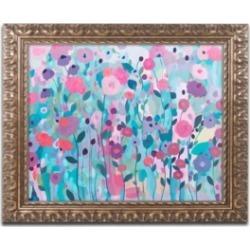 Carrie Schmitt 'Joy Unleash' Ornate Framed Art - 11