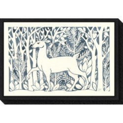 Amanti Art Forest Life V by Miranda Thomas Canvas Framed Art found on Bargain Bro India from Macy's for $85.99