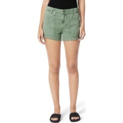 Joe's Jeans Seagrass Workwear Cut-Hem Denim Shorts found on Bargain Bro from Macy's for USD $41.90