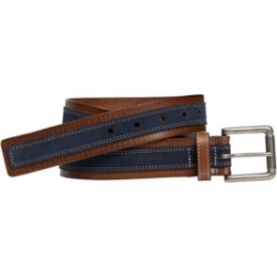 Johnston & Murphy Suede Overlay Belt found on Bargain Bro India from Macy's for $59.50