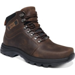 Rockport Elkhart Waterproof Lace-Up Boots Men's Shoes found on Bargain Bro India from Macys CA for $186.59
