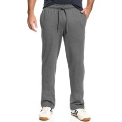 Champion Men's Jersey Open-Bottom Pants found on Bargain Bro India from Macy's for $30.00