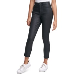Calvin Klein Jeans High Rise Skinny Jeans found on MODAPINS from Macy's for USD $47.70