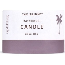 Skinny & Co. Tasalli Coconut Oil Beeswax Candle - Patchouli Spice