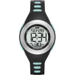 Skechers Women's Tennyson Silicone Strap Watch 33mm found on Bargain Bro India from Macy's Australia for $31.75