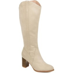Journee Collection Women's Comfort Extra Wide Calf Parrish Boot Women's Shoes found on Bargain Bro Philippines from Macy's for $99.00