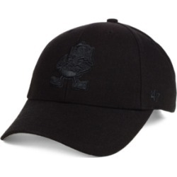 '47 Brand Cleveland Browns Black & Black Mvp Strapback Cap found on MODAPINS from Macy's for USD $27.99