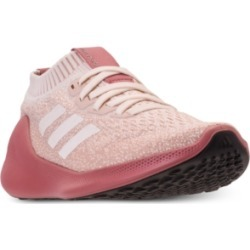 b101cd543 adidas Women s PureBOUNCE+ Running Sneakers from Finish Line found on  MODAPINS from Macy s for USD  55.00