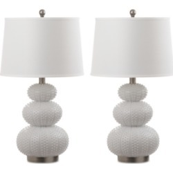 Safavieh Set of 2 Rita Table Lamps found on Bargain Bro from Macy's for USD $151.24