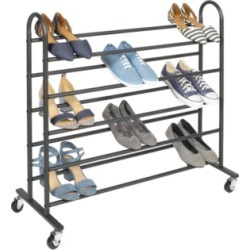 Richards Homewares Free-Standing 5 Tier Shoe Rack