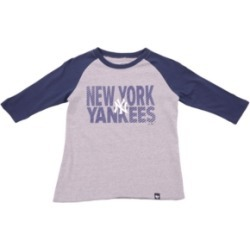 '47 Brand Youth New York Yankees Fast Track Raglan T-Shirt found on Bargain Bro India from Macy's for $22.00