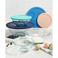 Pyrex 8-Pc. Mixing Bowl Set found on Bargain Bro India from Macy's Australia for $26.34