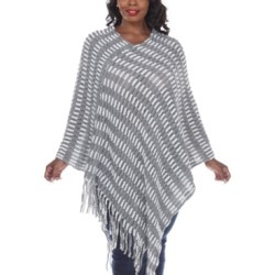 White Mark Women's Plus Size Nixie Poncho found on Bargain Bro Philippines from Macy's for $30.00
