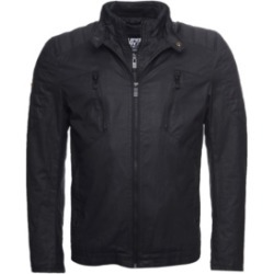 Superdry Men's Carbon Biker Jacket found on Bargain Bro Philippines from Macy's for $159.95