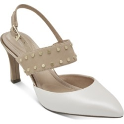 Rockport Women's Total Motion Sheehan Studded-Strap Pumps Women's Shoes found on Bargain Bro India from Macys CA for $124.39